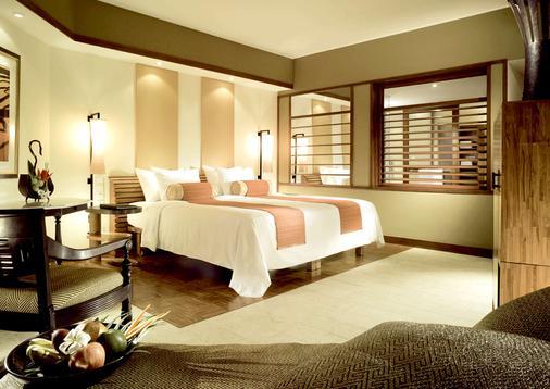 Grand Hyatt Bali - South Kuta - Schlafzimmer