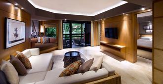Grand Hyatt Bali - South Kuta - Wohnzimmer