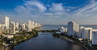 Unik Cartagena Edificio Poseidon - קרטחנה דה אינדיאס - נוף חיצוני