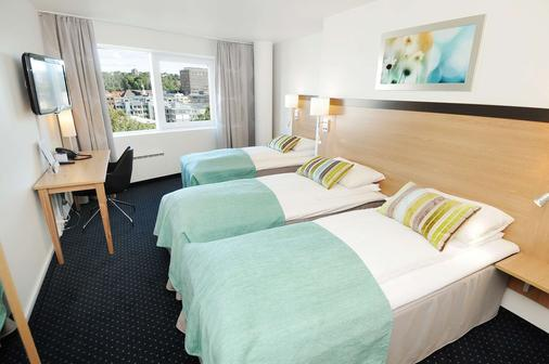 Anker Hotel - Oslo - Bedroom