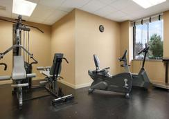 Days Inn & Suites by Wyndham West Edmonton - Edmonton - Gym