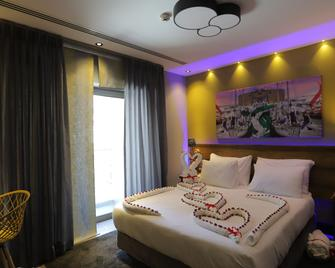 Royal Court Hotel - Ramallah - Bedroom