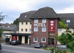 卡登貝茨酒店 - 路登塞特 - 呂登沙伊德 - 建築