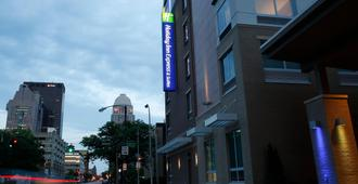Holiday Inn Express & Suites Louisville Downtown - Louisville - Außenansicht
