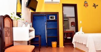 Hotel Mary Carmen - Cozumel - Edifício