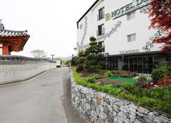 호텔 도노 - 수원 - 건물