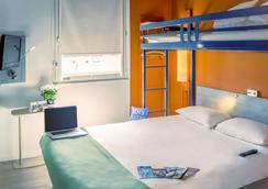 科爾馬市中心宜必思快捷酒店 - 科爾馬 - 臥室