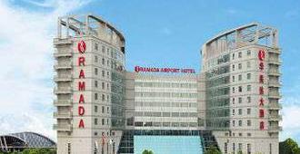 Ramada Plaza by Wyndham Shanghai Pudong Airport - Shanghai