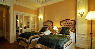 نوبيليس هوتل - لفيف - غرفة نوم