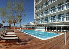 Hotel Atenea Port Barcelona Mataro - Mataró - Piscina