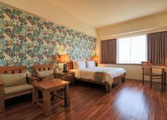 Yentai Hotel - Magong - Sypialnia