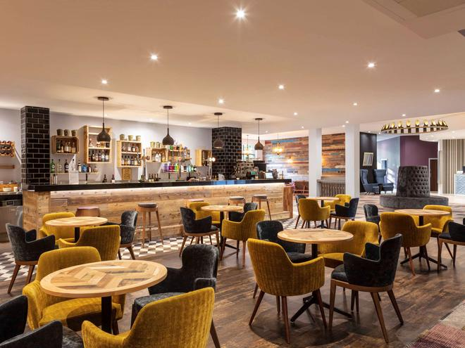 Novotel Newcastle Airport - Newcastle upon Tyne - Rakennus