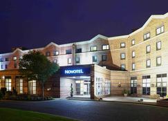 Novotel Newcastle Airport - Newcastle-upon-Tyne - Edificio