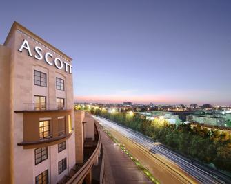 Ascott Sari Jeddah - Djedda - Balkon