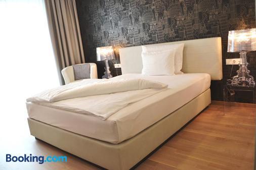 City Hotel - Linz - Bedroom