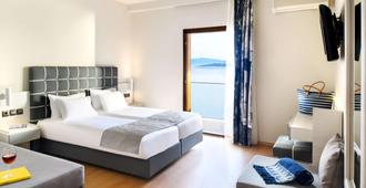 Akrathos Beach Hotel - Ouranoupoli - Camera da letto