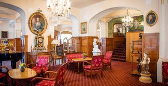 Hotel Victoria Glion - מונטרה - בר