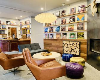 Norblad Hotel - Astoria - Lounge