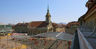 Hotel City am Bahnhof - ברן - בניין