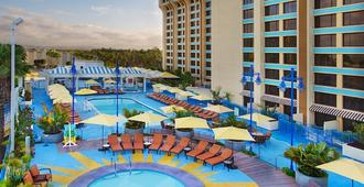 Disney's Paradise Pier Hotel-On Disneyland Resort Property - Anaheim - Piscine