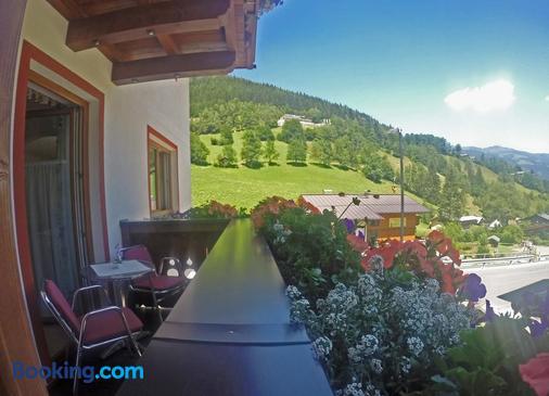 Zimmervermietung Babsy - Zell am See - Balcony