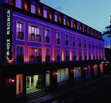Europe Hotel - Jerevan - Rakennus