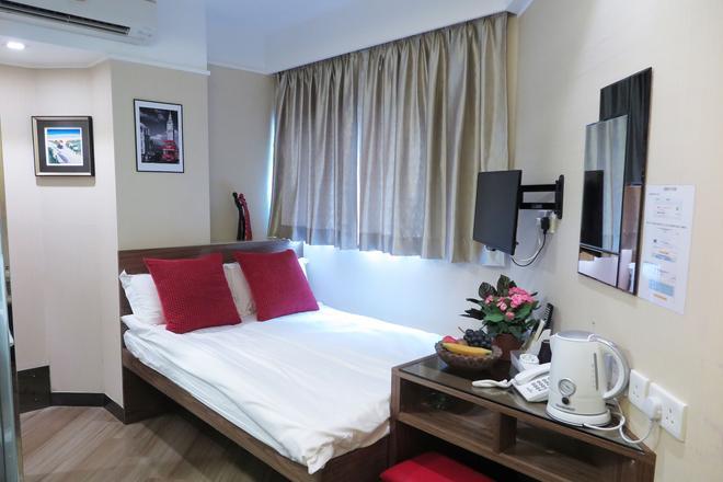 Shanghai Red Hotel - Hong Kong