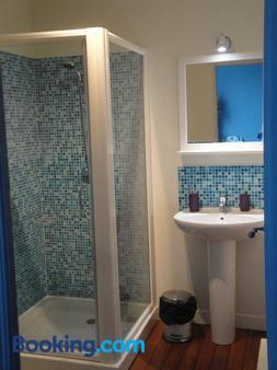 Le Relais des Capucines - Ydes - Bathroom
