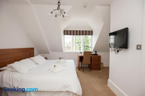 Rewley House University of Oxford - Oxford - Bedroom
