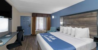 Days Inn by Wyndham Knoxville North - Knoxville - Bedroom