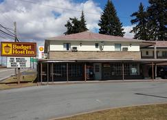 Budget Host Midway Inn - Bedford - Building