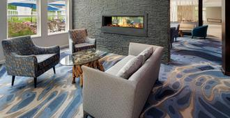 DoubleTree by Hilton Cape Cod - Hyannis - Hyannis Port - Lobby