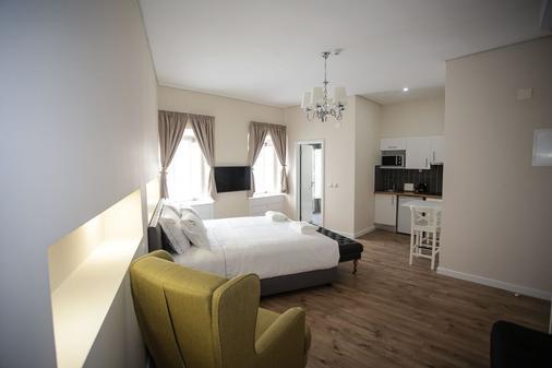 Sui7es Guest House Cascais - Cascais - Bedroom