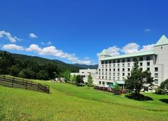 Blue Ridge Hotel - Toyooka - Building