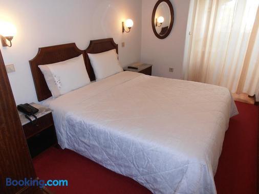 Hotel S. Marino - Porto - Phòng ngủ