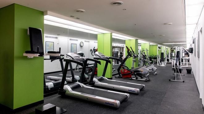 Hotel Grand Chancellor Hobart - Hobart - Gym