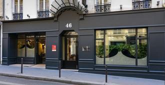 喬治酒店 - 艾斯托特爾 - 巴黎 - 巴黎 - 建築