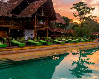 Hotel On Vacation Amazon - Leticia - Zwembad