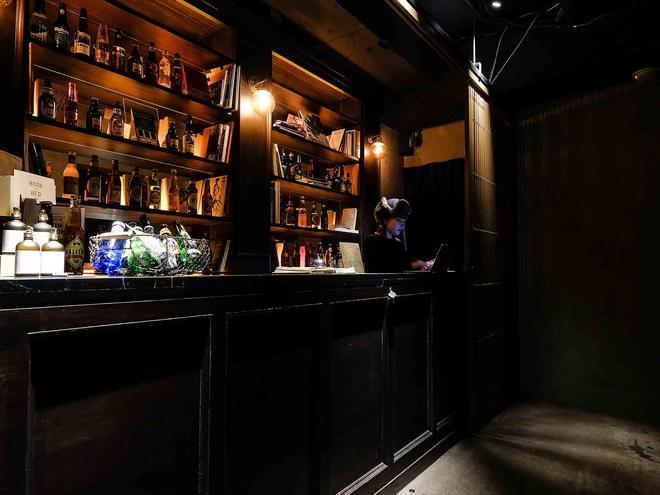 東京書香入夢旅館 - 池袋本店 - 東京 - 酒吧