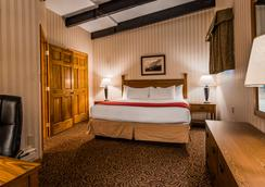 Best Western Adirondack Inn - Lake Placid - Bedroom