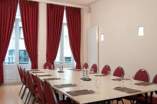 Hotel Ter Streep - Остенде - Переговорный зал