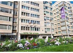 Hotel Ter Streep - Oostende - Gebouw