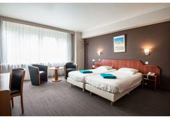Hotel Ter Streep - Ostend - Bedroom