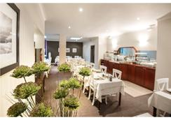Hotel Ter Streep - Остенде - Ресторан
