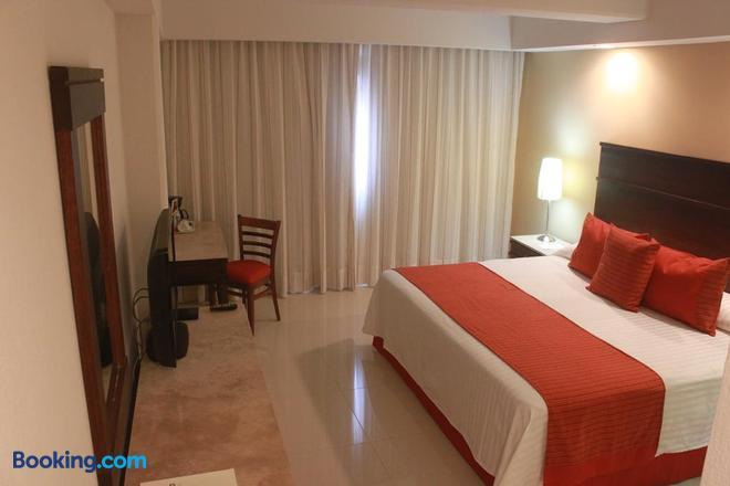 Hotel Bello Veracruz - Boca del Río - Bedroom