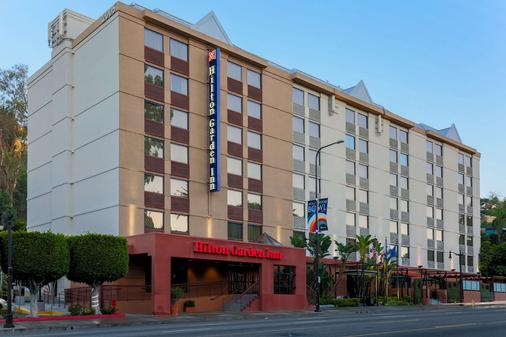 Hilton Garden Inn Hollywood - Los Ángeles - Edificio