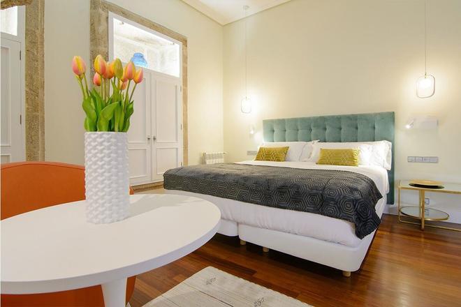 Pazo de Mendoza - Bayona - Bedroom