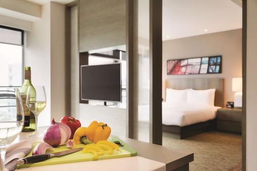 Hyatt House Shenzhen Airport - Shenzhen - Bedroom