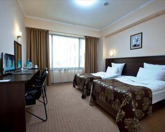 Best Western Plus Atakent Park Hotel - Almaty - Phòng ngủ
