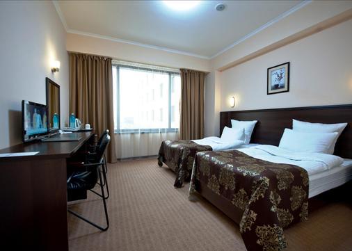 Best Western Plus Atakent Park Hotel - Αλμάτι - Κρεβατοκάμαρα